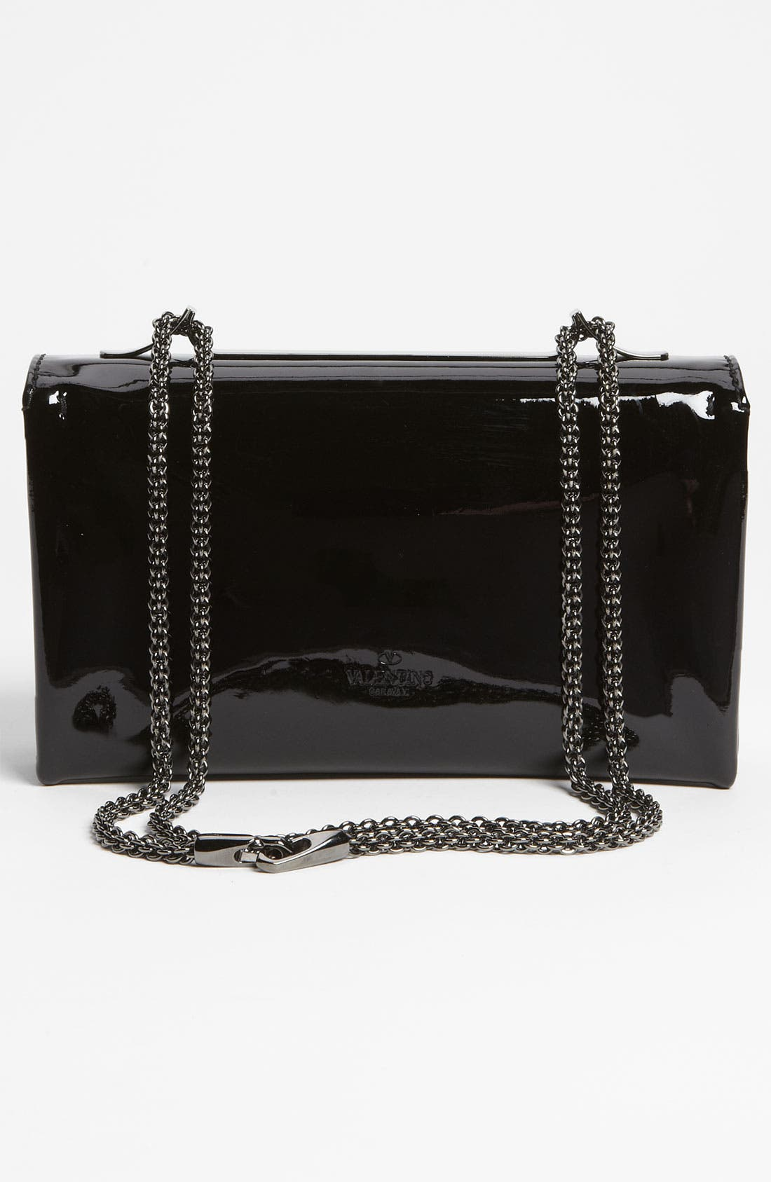 Alternate Image 4  - Valentino 'Noir - Va Va Voom' Patent Leather Shoulder Bag