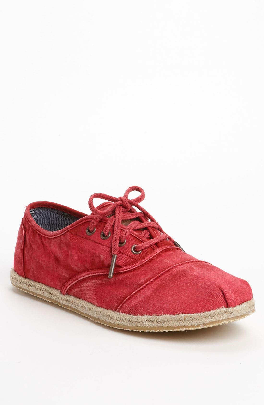 Main Image - TOMS 'Cordones' Sneaker (Men)
