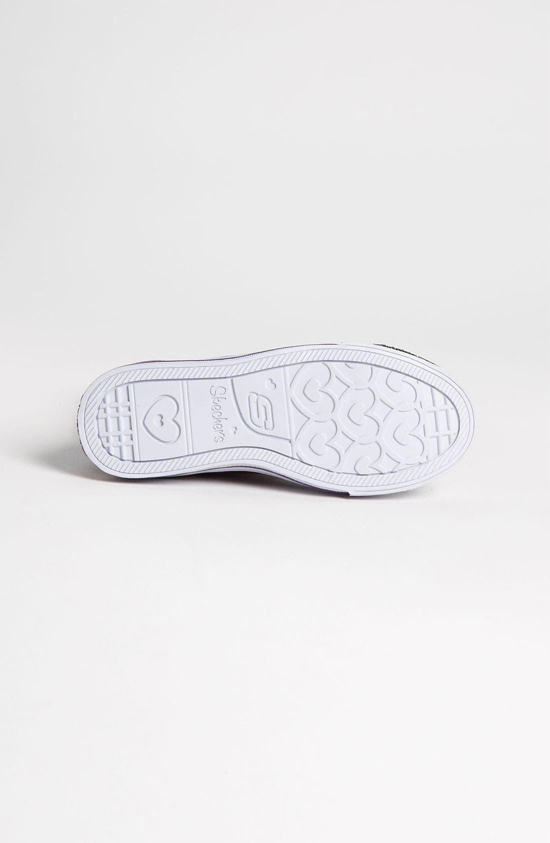 Alternate Image 4  - SKECHERS 'Shuffles - Notorious' Sneaker (Toddler & Little Kid)