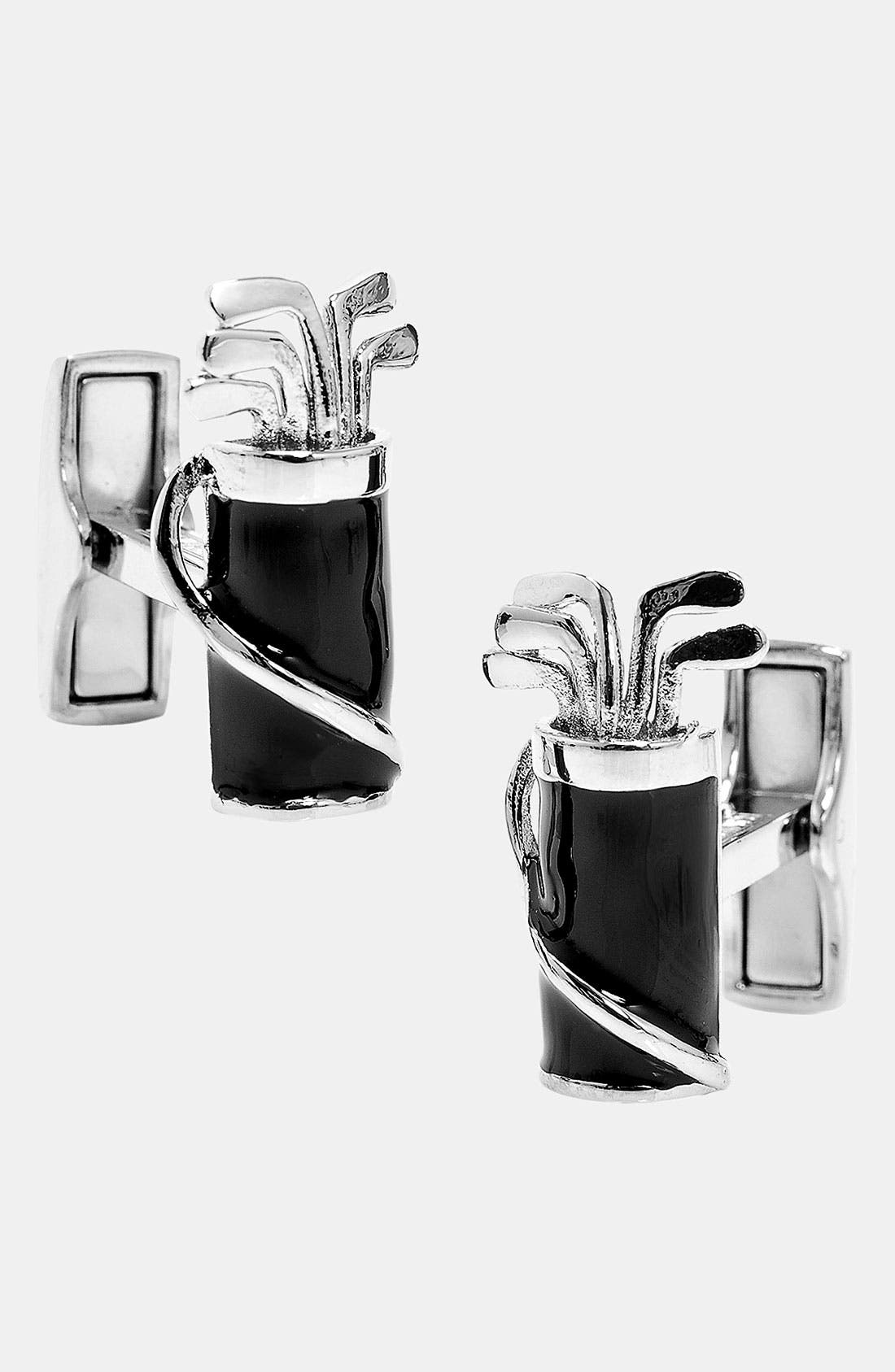 Main Image - Ravi Ratan 'Golf Bag' Cuff Links