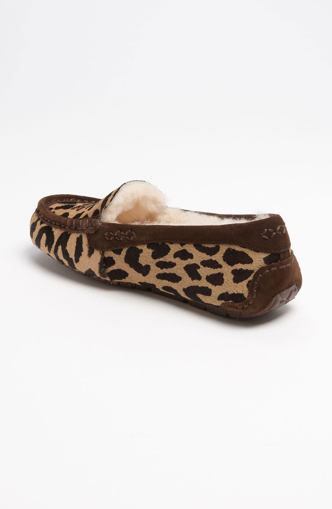 Alternate Image 2  - UGG® Australia 'Ansley Exotic' Slipper (Women)