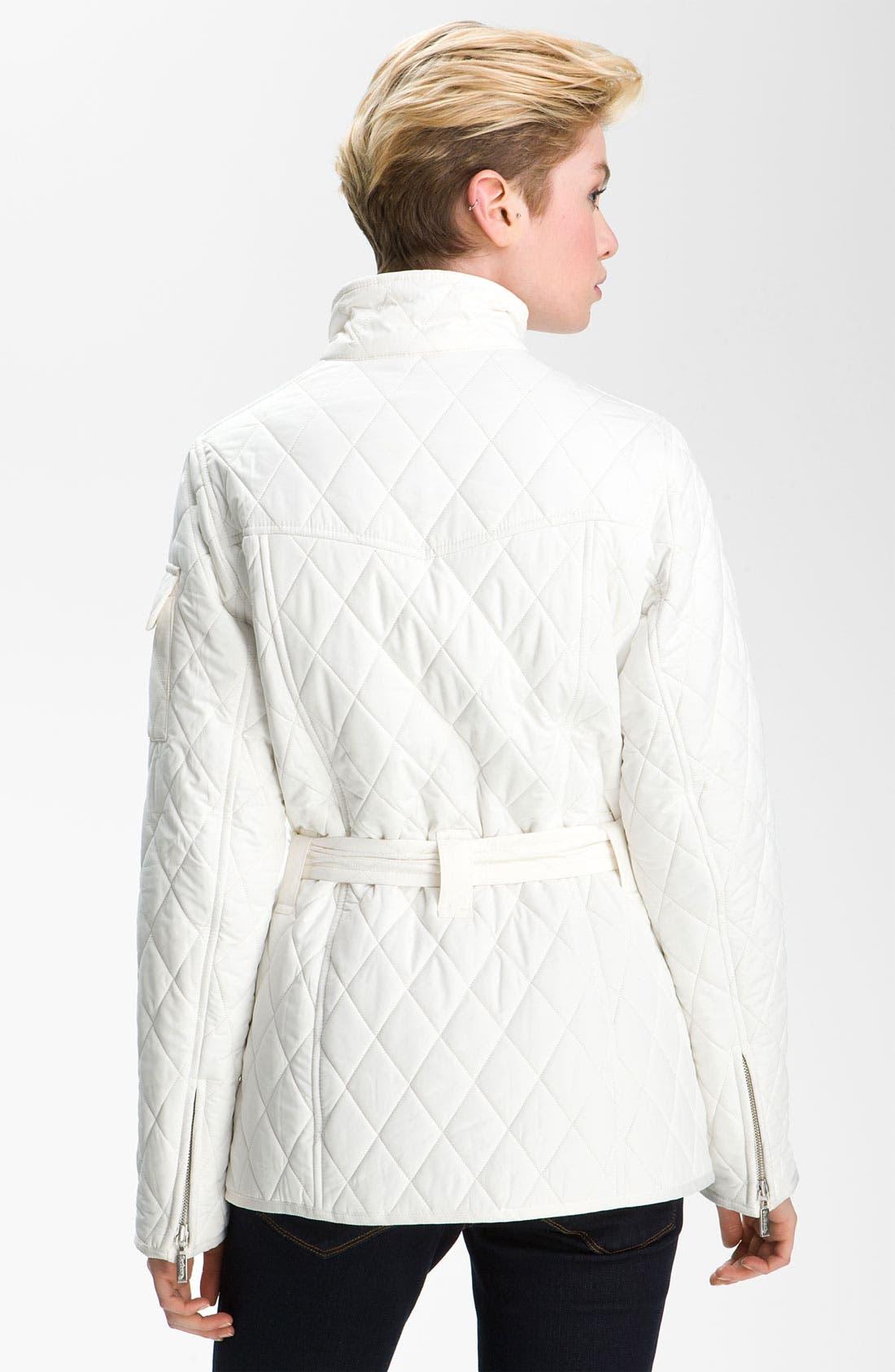 Alternate Image 2  - Barbour 'International Polar' Quilted Jacket (Online Exclusive)