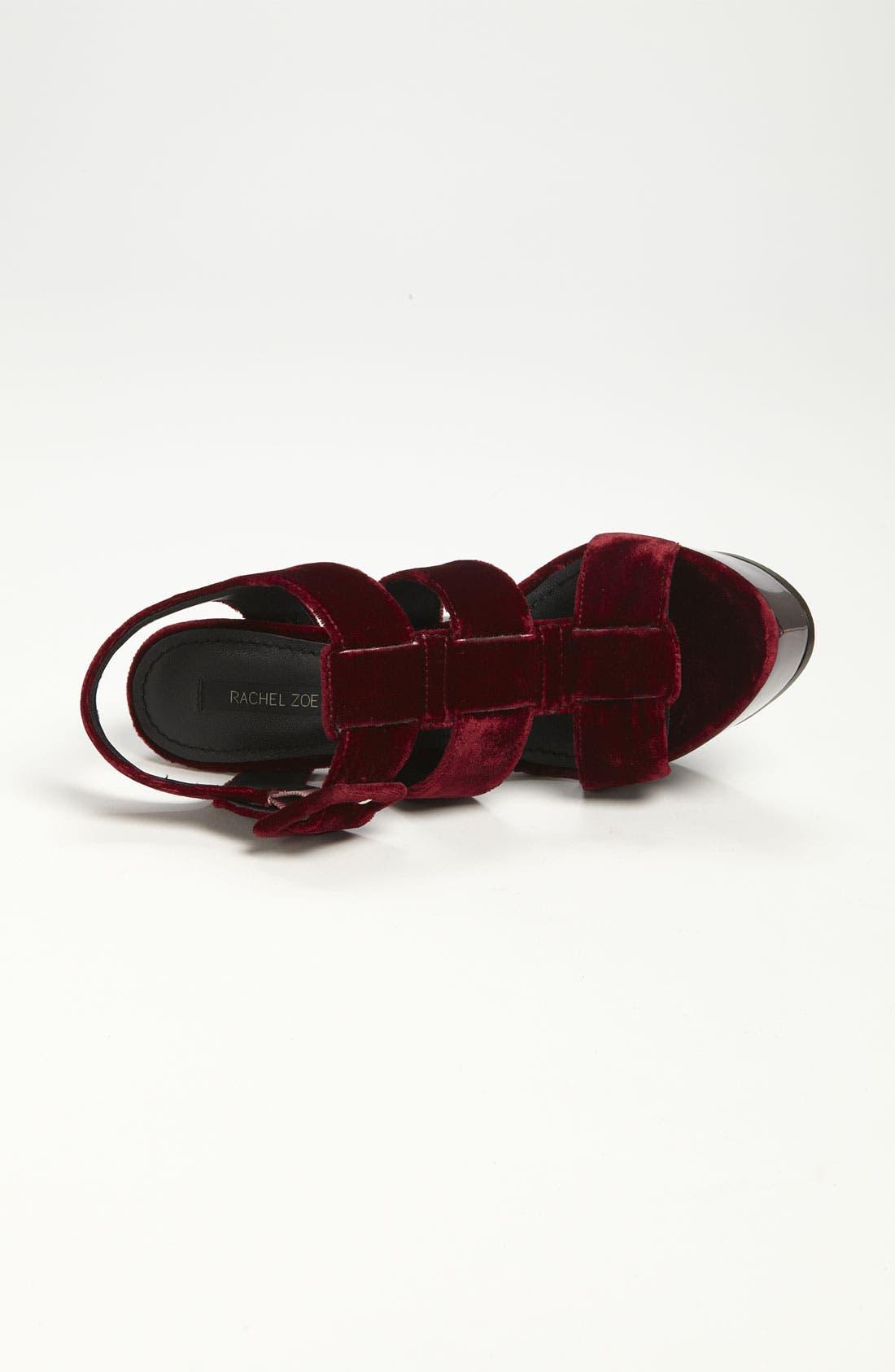 Alternate Image 3  - Rachel Zoe 'Lila' Sandal (Exclusive Color)