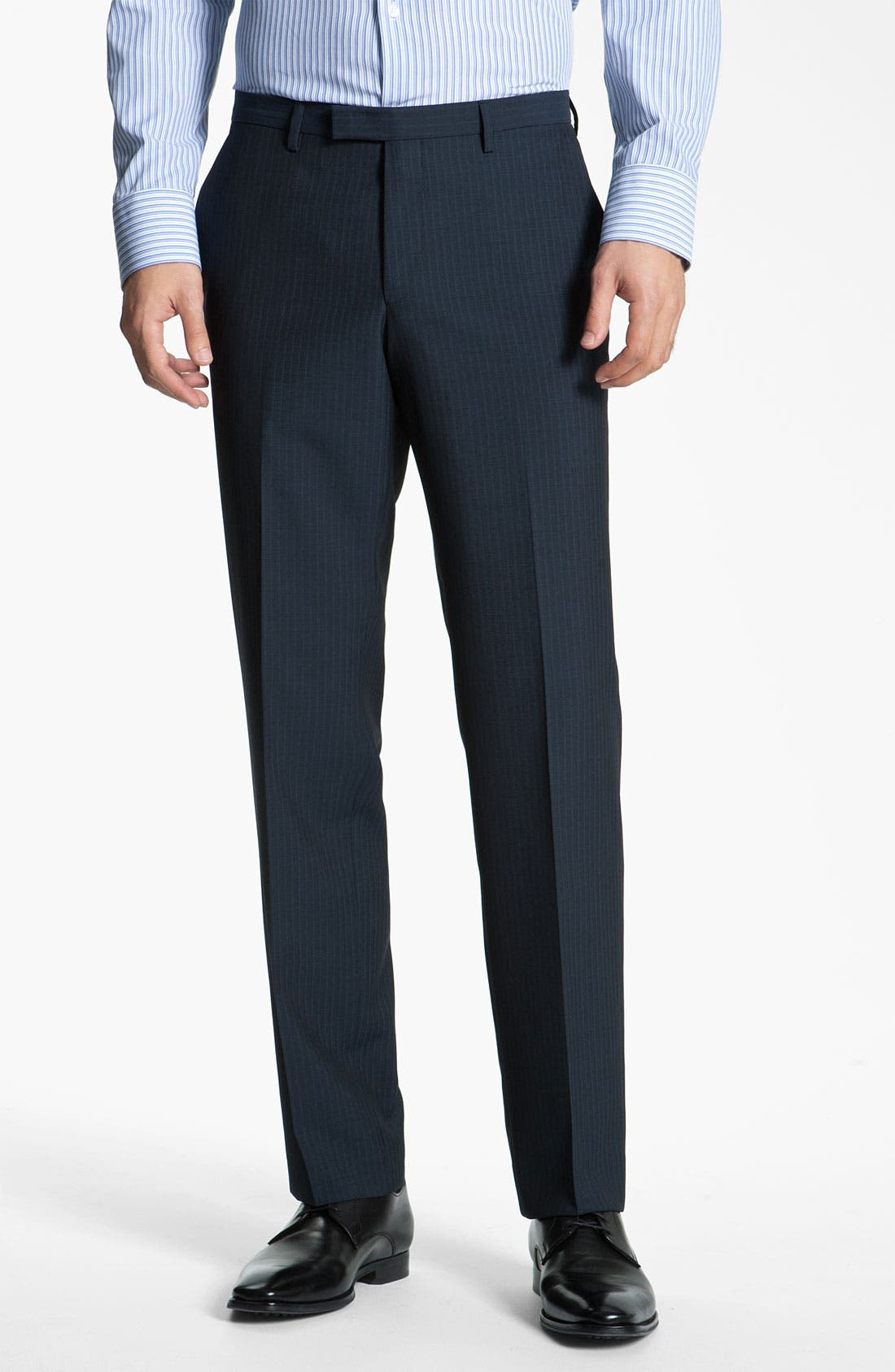 Alternate Image 4  - BOSS Black 'James/Sharp' Trim Fit Suit