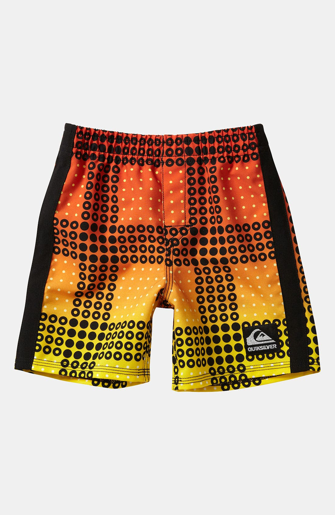 Main Image - Quiksilver 'Inverse' Volley Shorts (Little Boys)