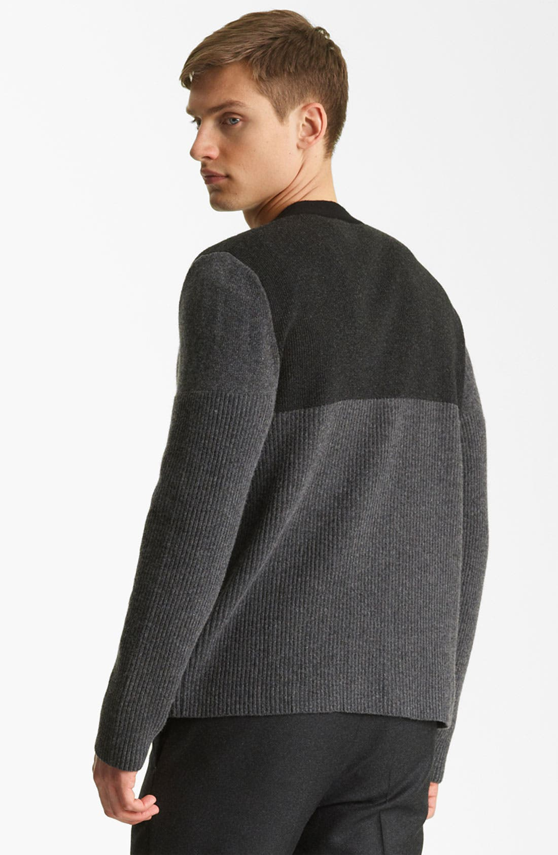 Alternate Image 2  - Marni Two Tone Wool & Cashmere Cardigan
