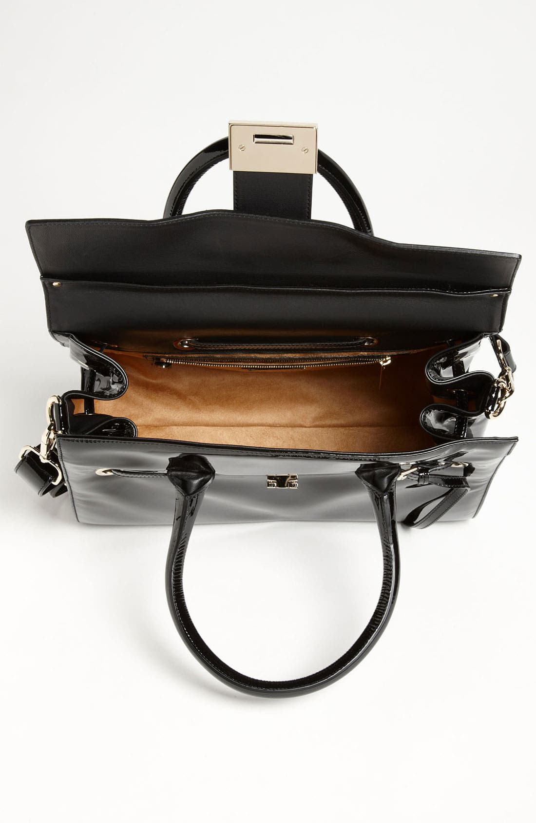 Alternate Image 3  - Jimmy Choo 'Rosalie' Patent Leather Satchel