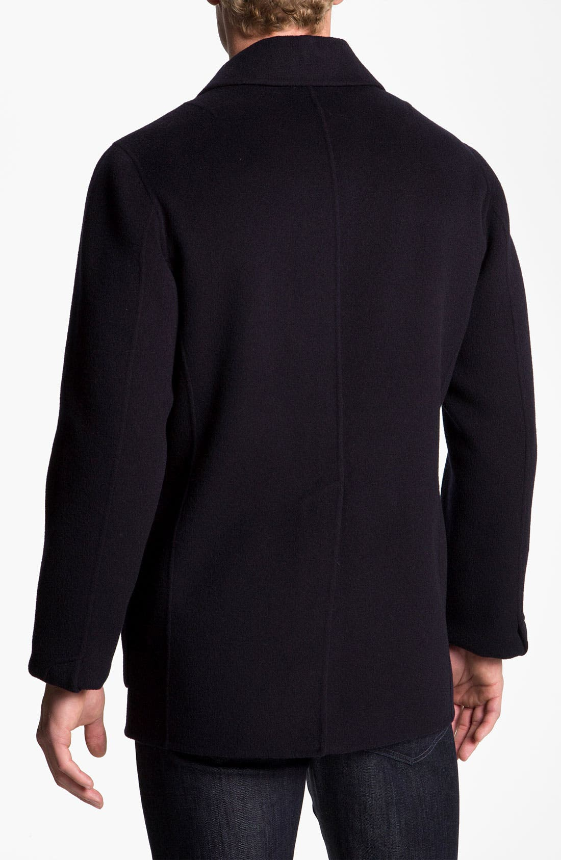 Alternate Image 2  - Vince Wool Blend Worker Jacket
