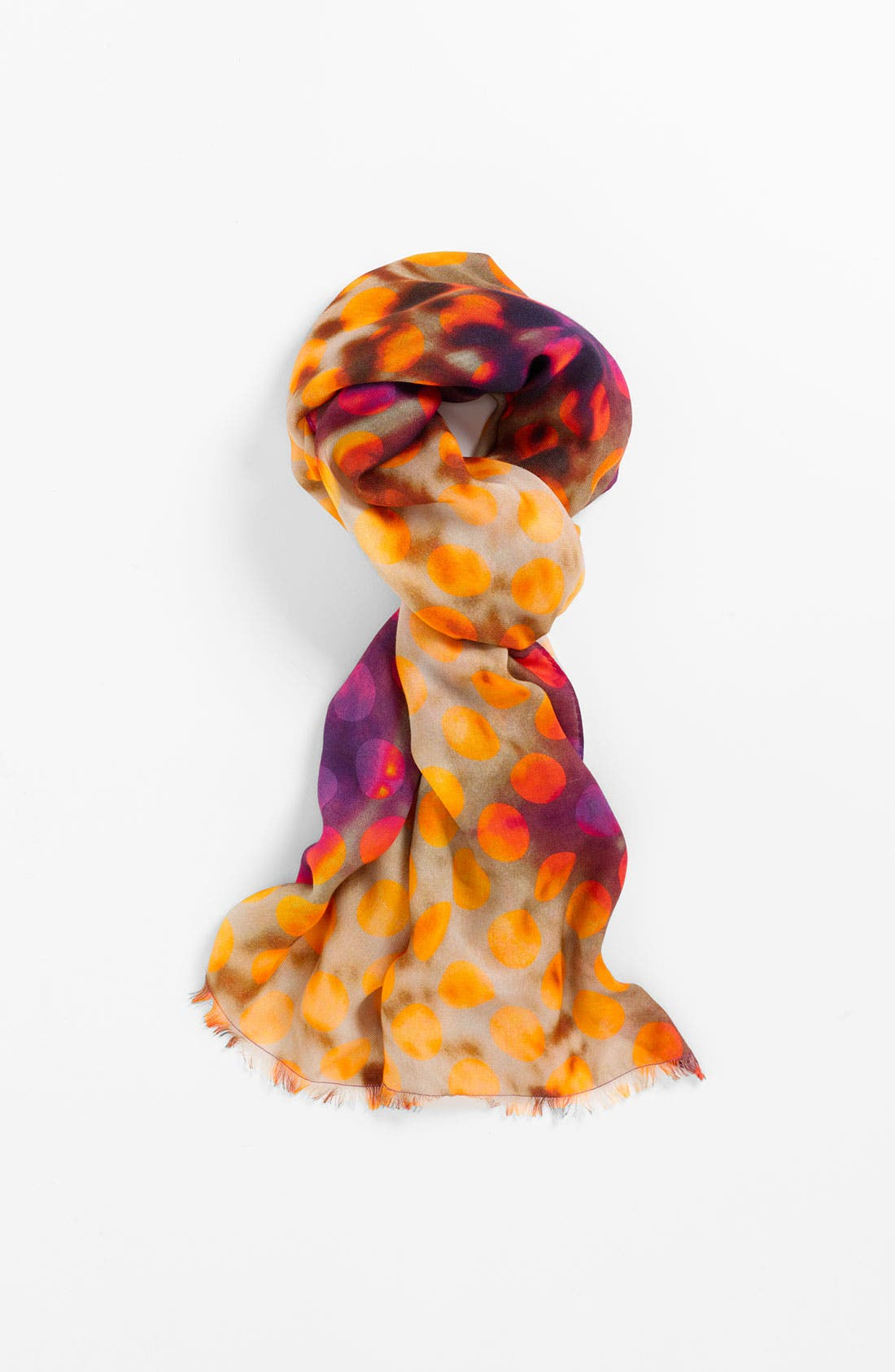 Main Image - Paul Smith Accessories Polka Dot Scarf