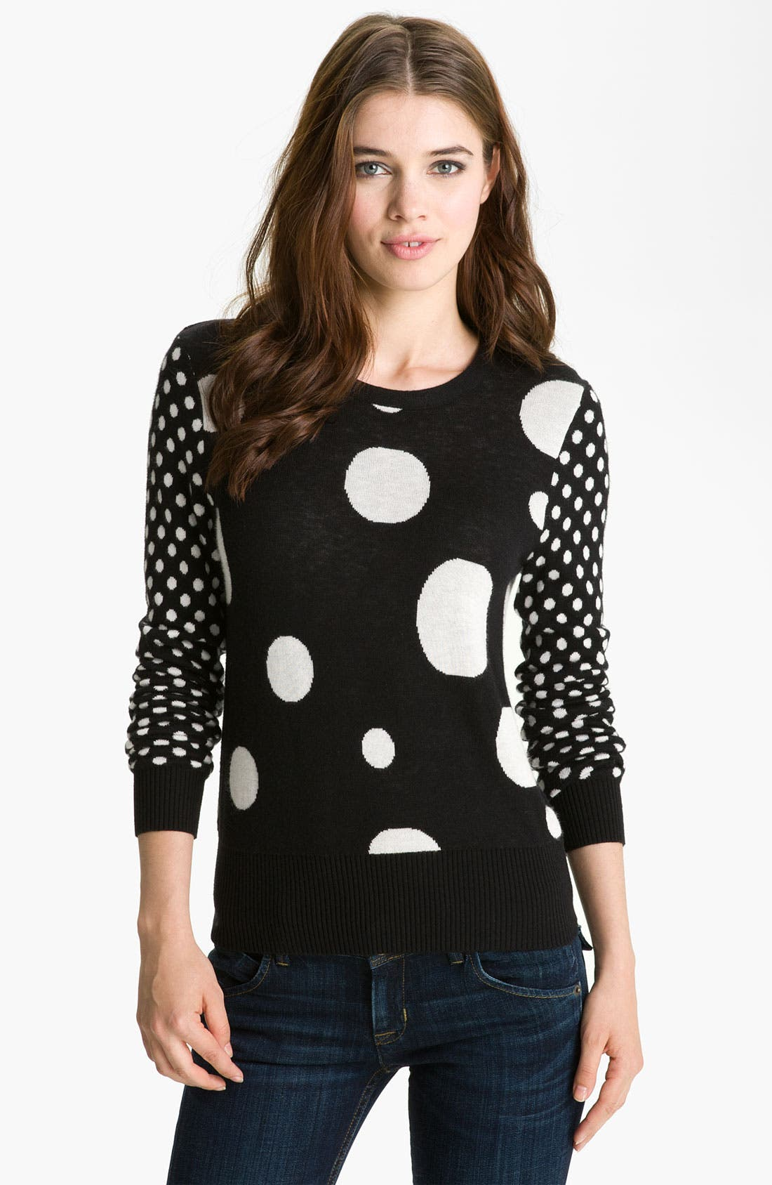 Alternate Image 1 Selected - Remain Polka Dot Sweater