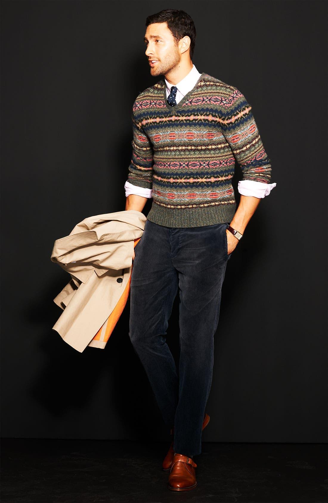 Alternate Image 5  - Polo Ralph Lauren 'Country' Corduroy Pants