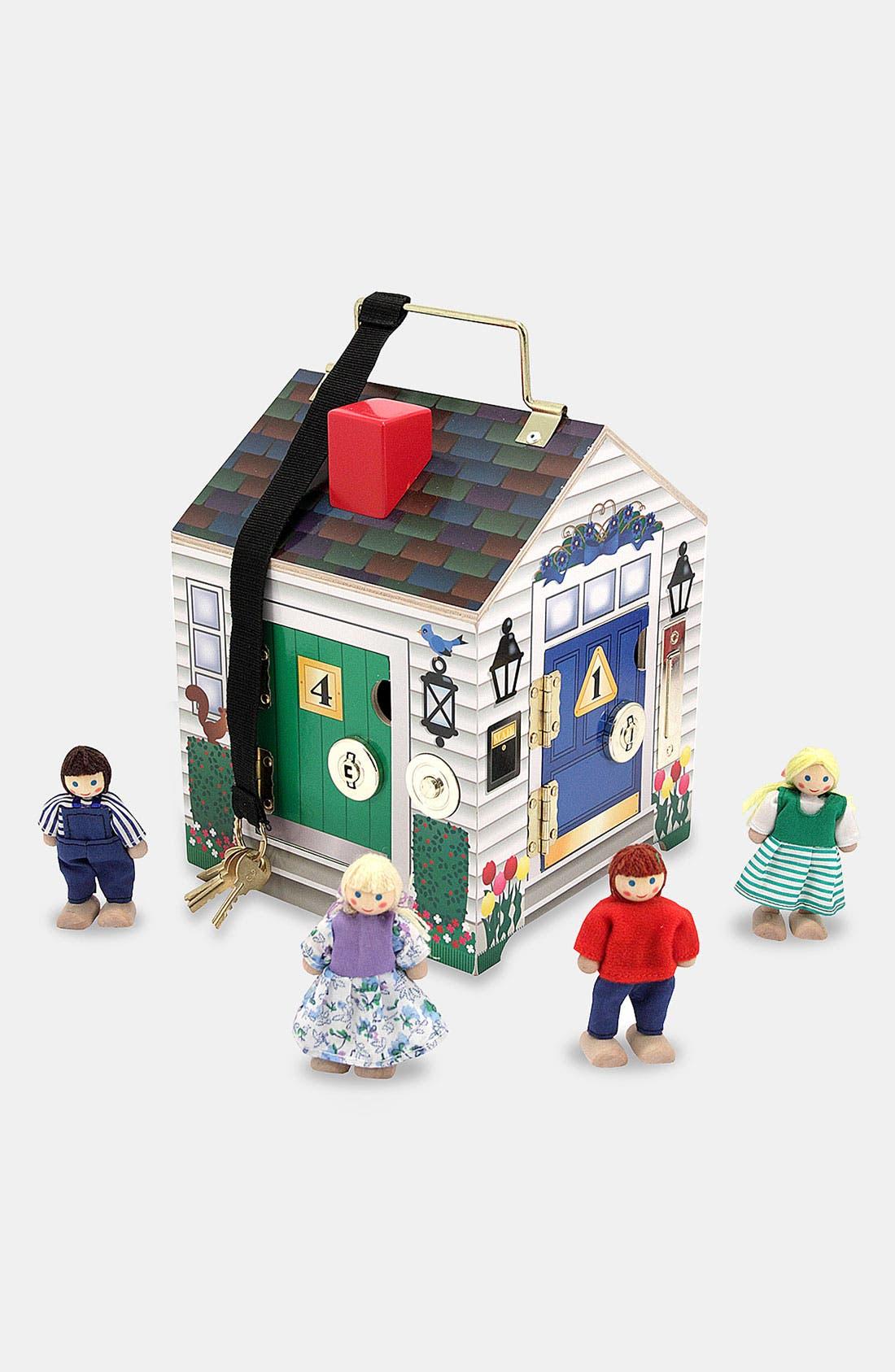 Alternate Image 1 Selected - Melissa & Doug 'Doorbell' House