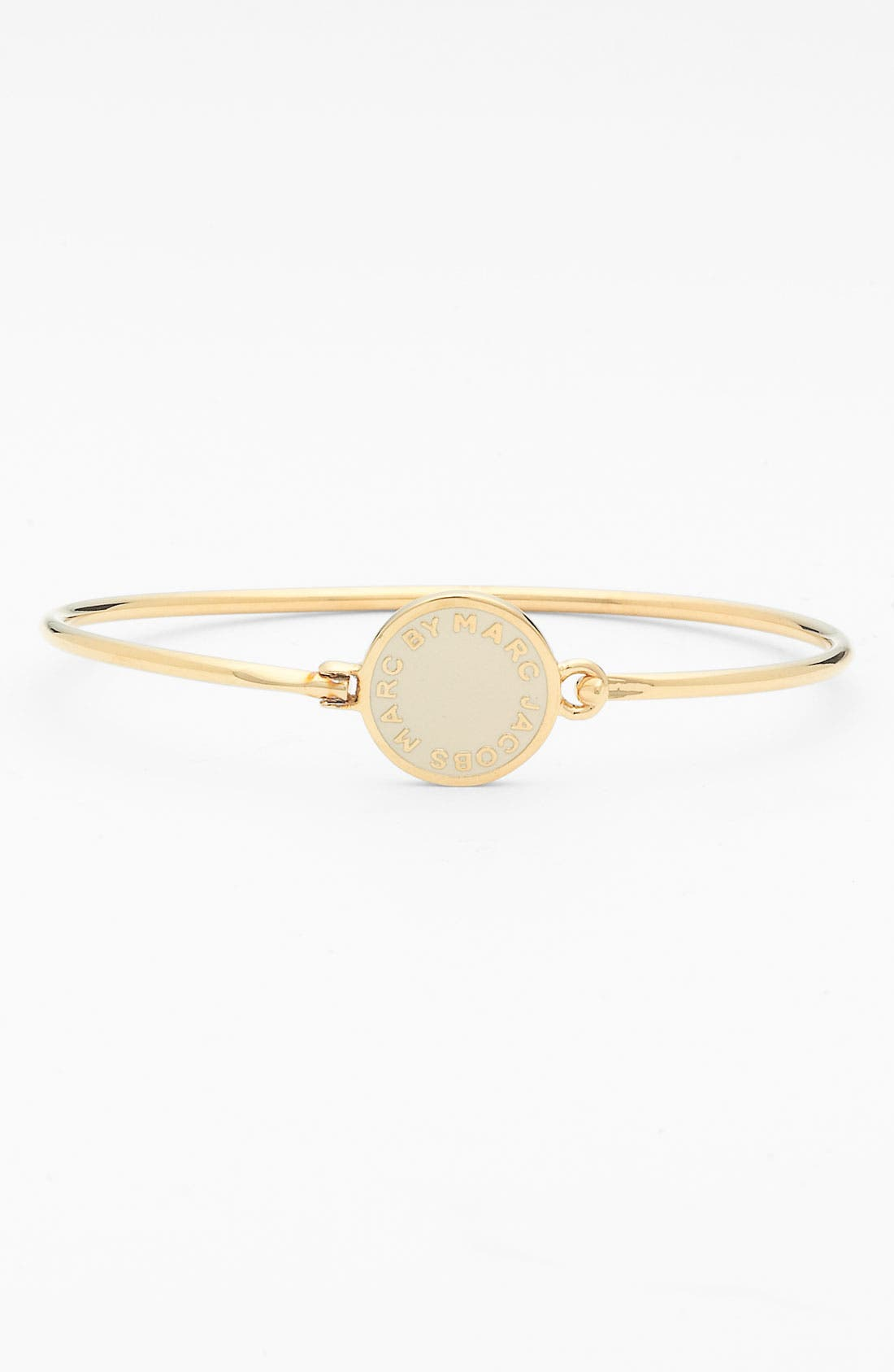 Alternate Image 1 Selected - MARC BY MARC JACOBS 'Classic Marc' Disc Skinny Bangle