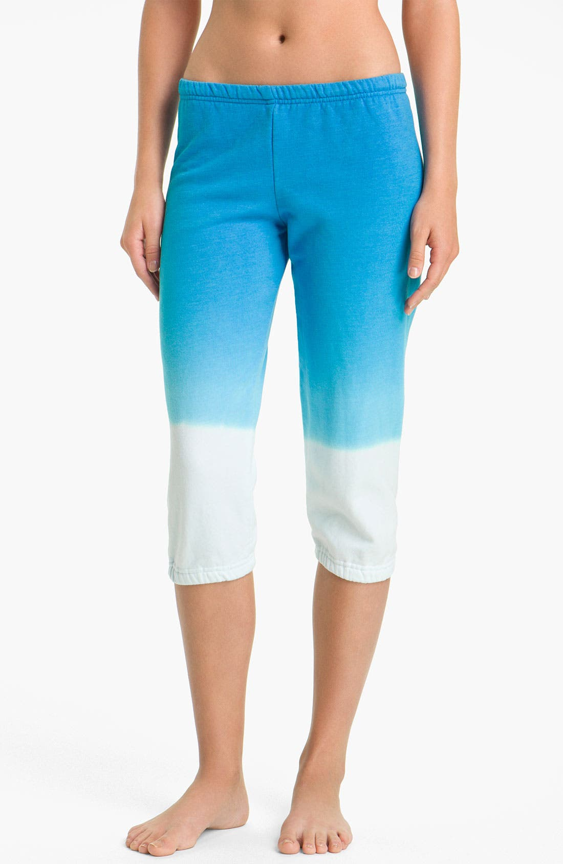 Alternate Image 1 Selected - Hard Tail Relaxed Capris