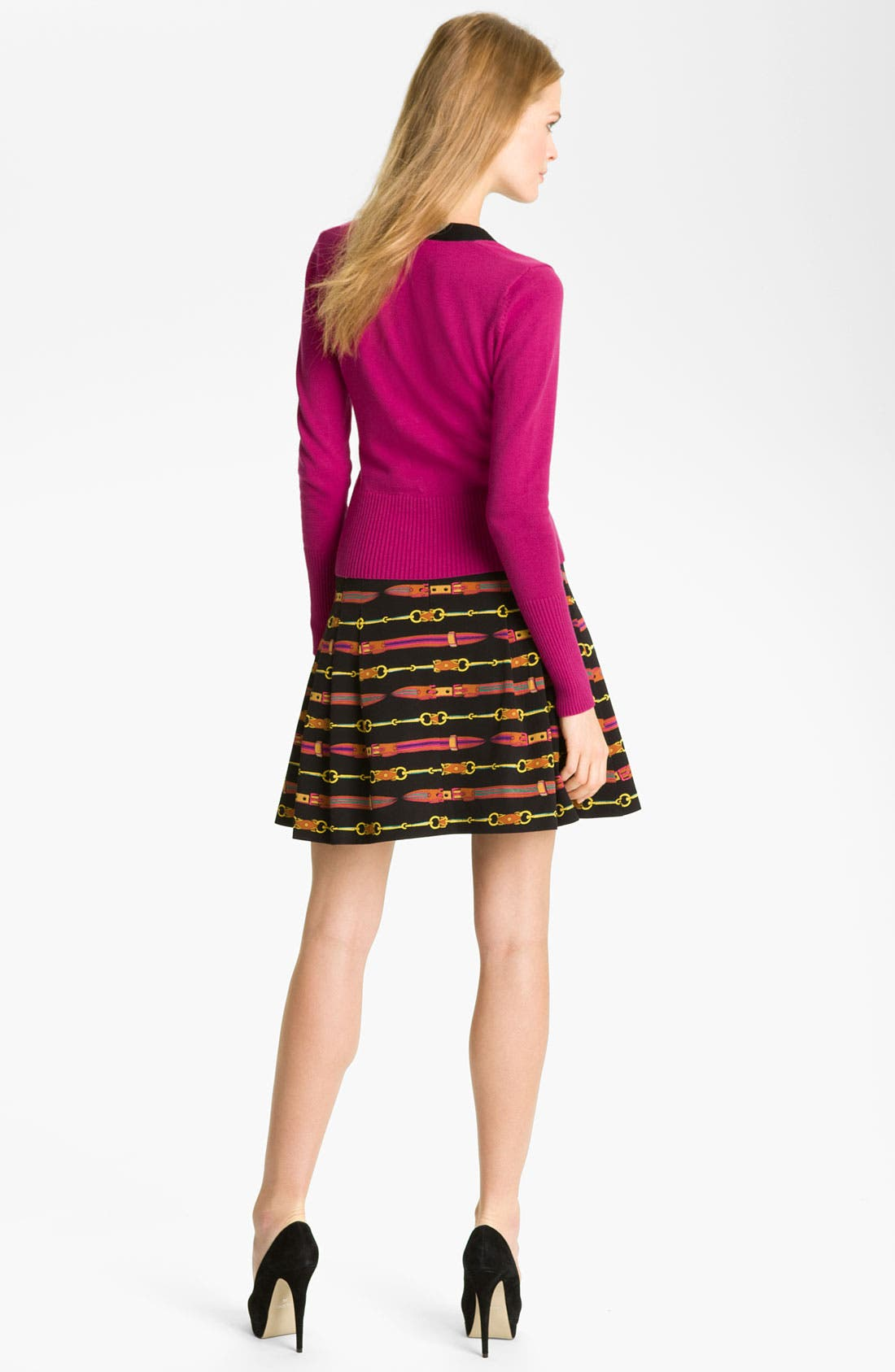 Alternate Image 4  - Nanette Lepore 'Thoroughbred' Skirt