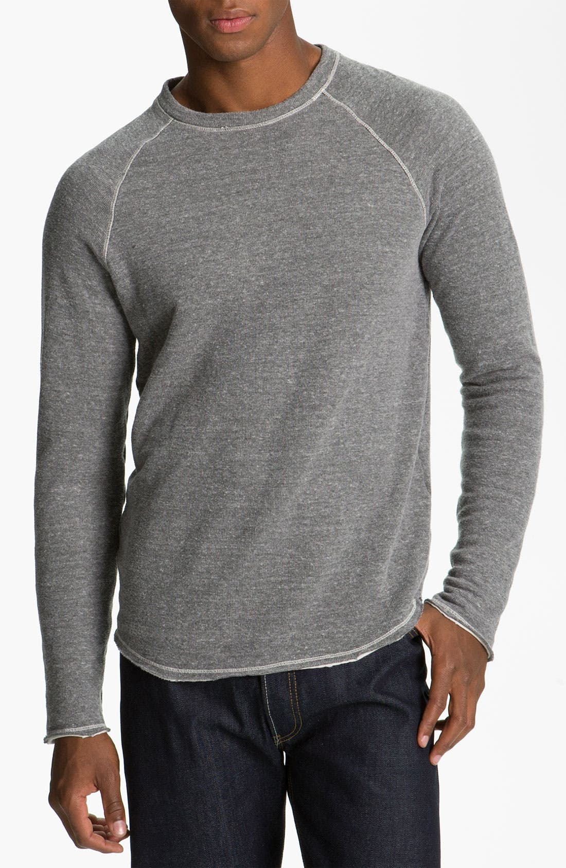Alternate Image 1 Selected - Splendid Mills 'Everett' Crewneck Sweatshirt