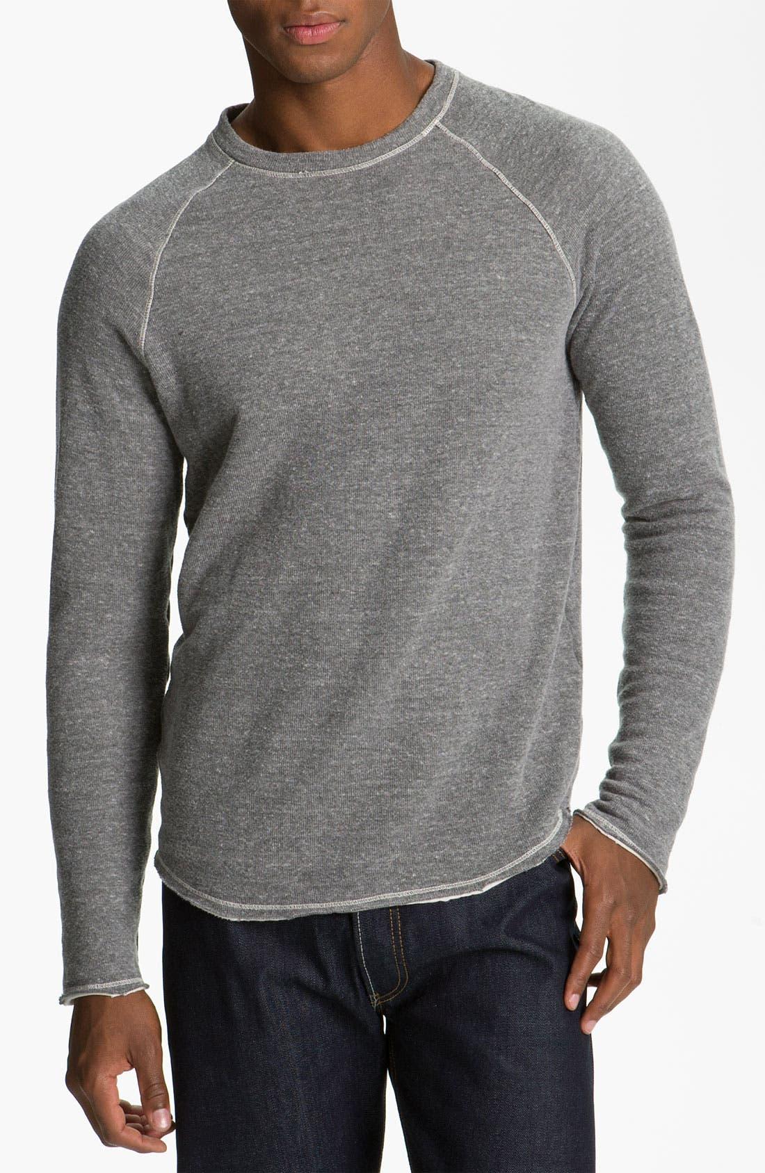 Alternate Image 1 Selected - Splendid Mills 'Everett' Crewneck Sweatshirt