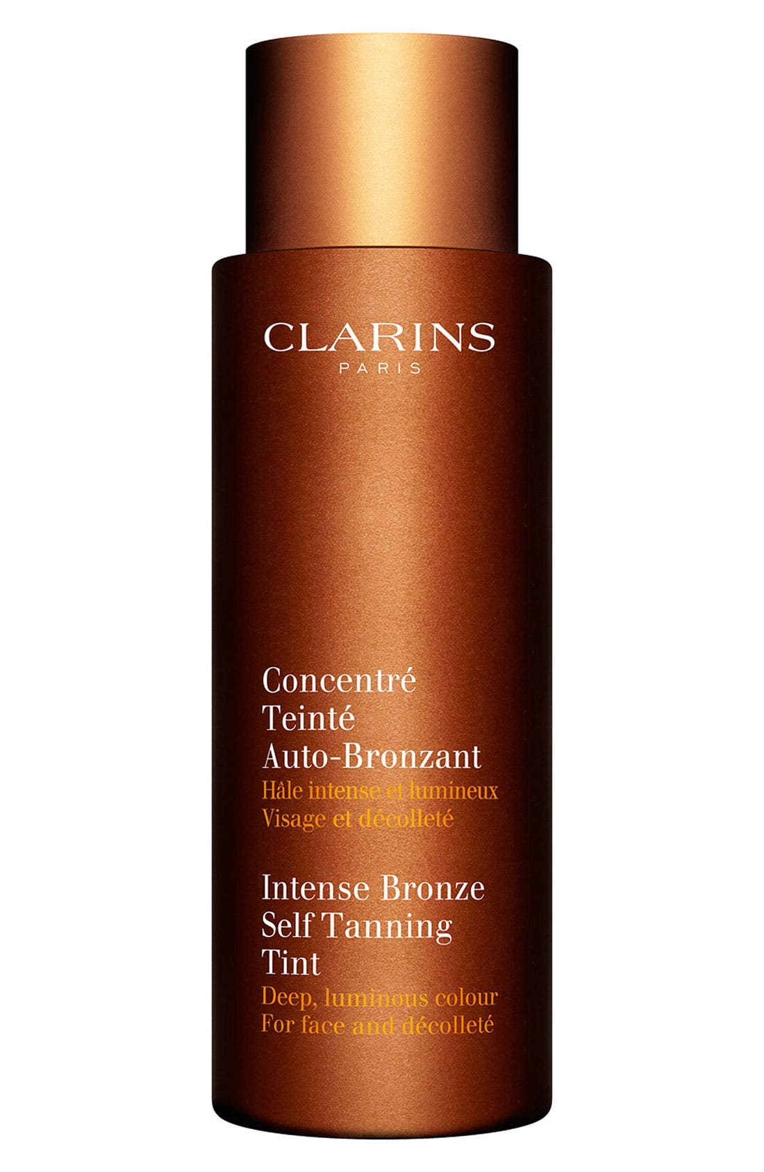 Clarins Intense Bronze Self Tanning Tint