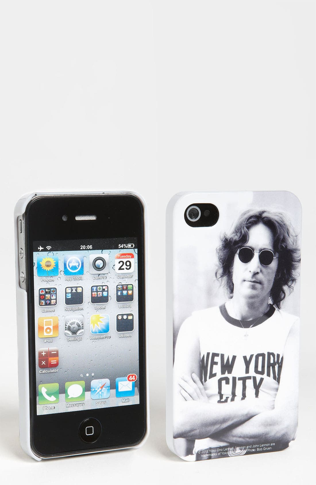Alternate Image 1 Selected - Audiology 'John Lennon™' iPhone 4 & 4S Case