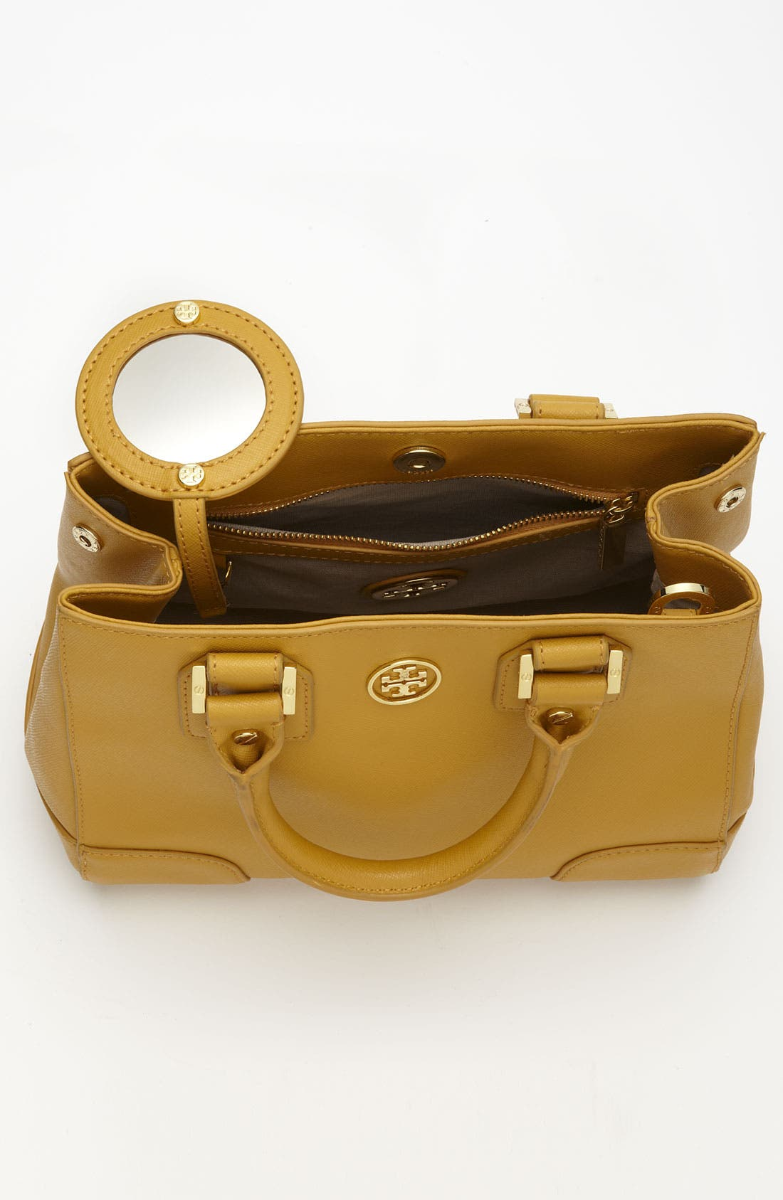 Alternate Image 3  - Tory Burch 'Square - Mini' Tote