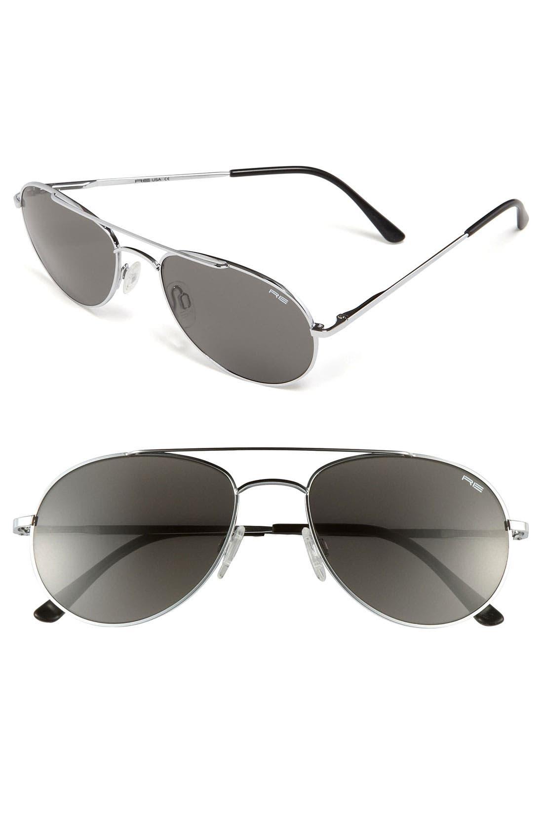 Main Image - Randolph Engineering 'Crew Chief' 54mm Sunglasses