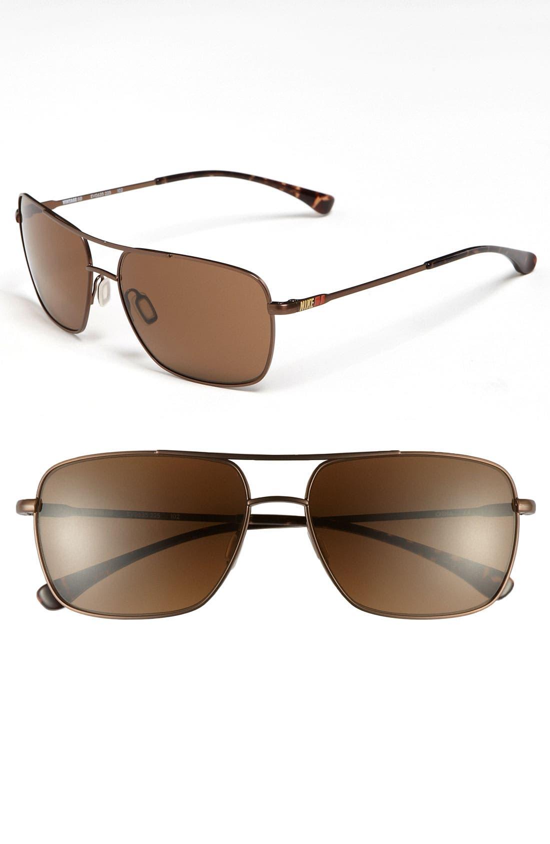 Alternate Image 1 Selected - Nike 'Vintage 83' Sunglasses