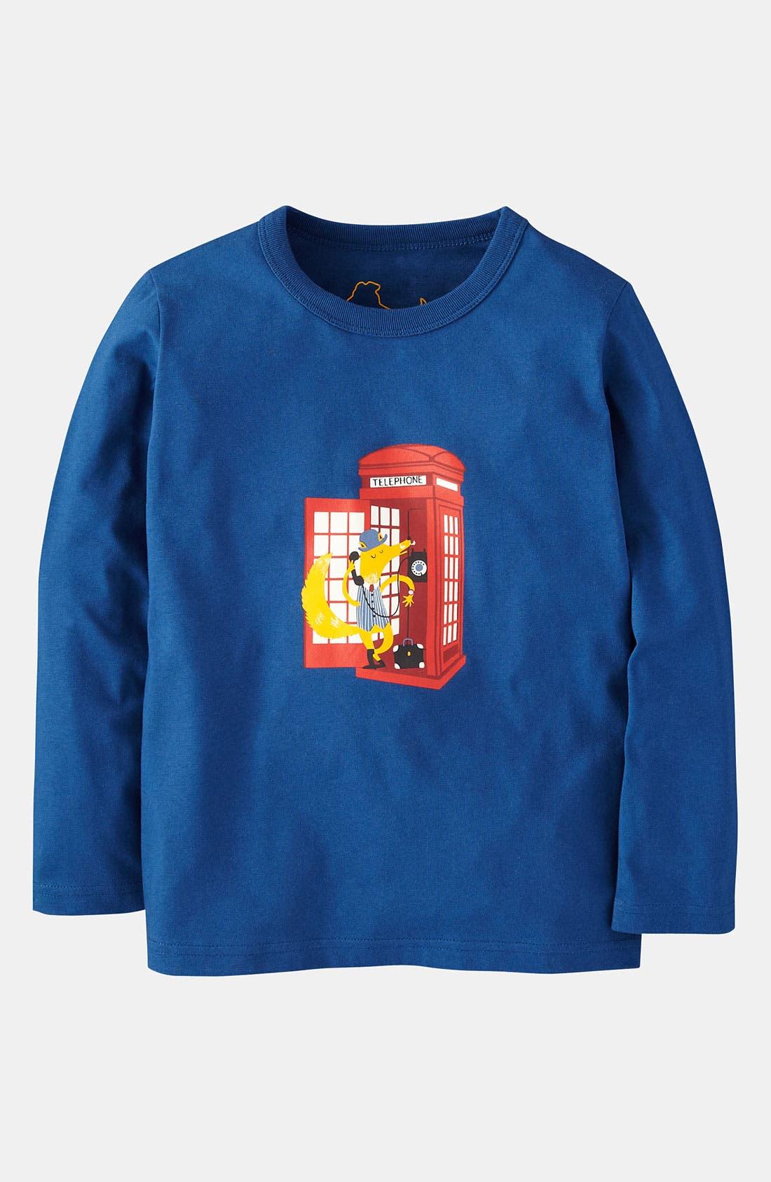 Alternate Image 1 Selected - Mini Boden 'London' T-Shirt (Little Boys & Big Boys)