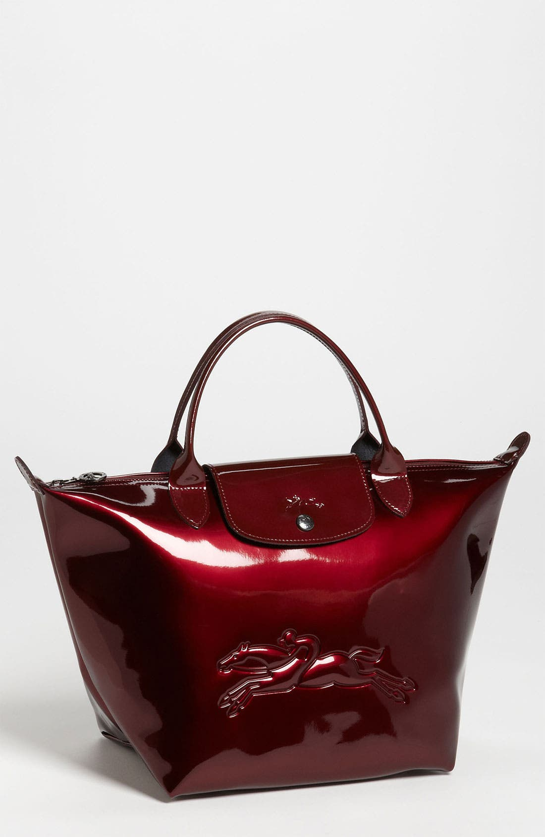 Alternate Image 1 Selected - Longchamp 'Victoire' Small Tote