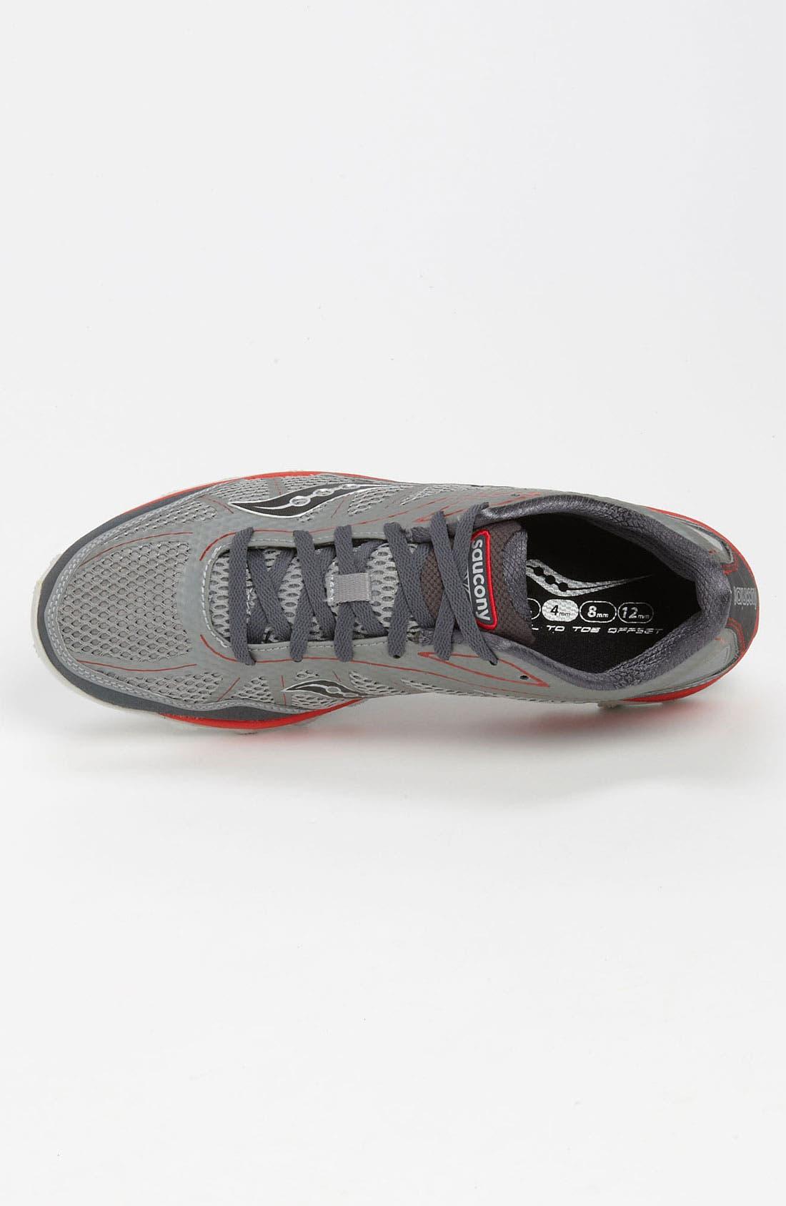 Alternate Image 3  - Saucony 'ProGrid Kinvara TR' Trail Running Shoe (Men)