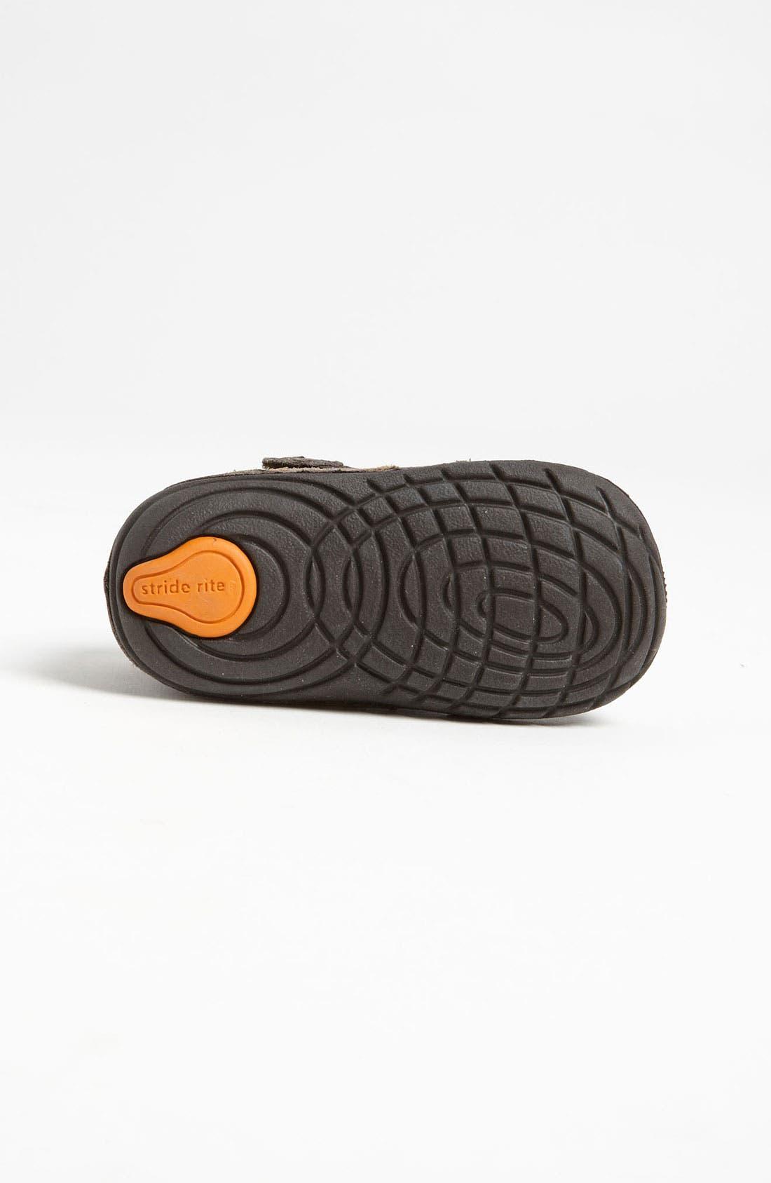 Alternate Image 4  - Stride Rite 'Julien' Sneaker (Baby & Walker)