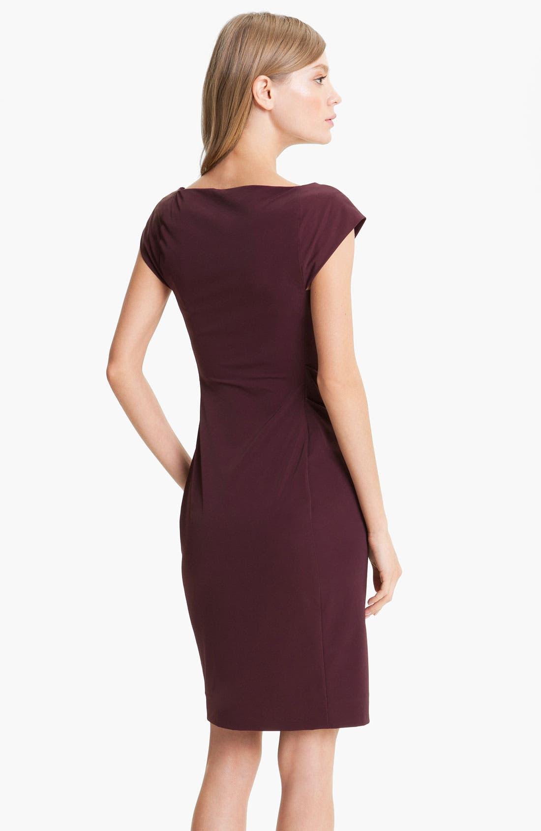 Alternate Image 2  - Diane von Furstenberg 'Gaby' Sheath Dress