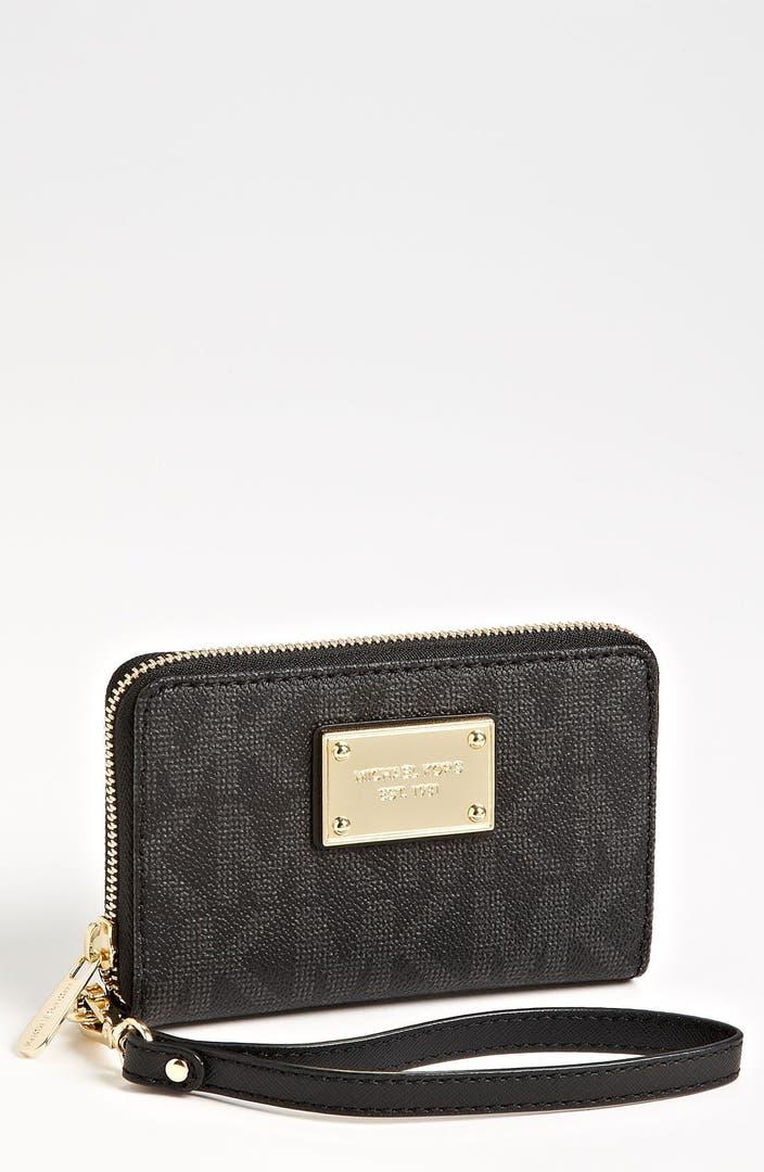 0907727f2e8d45 Michael Kors Wallet Wristlet Nordstrom | Stanford Center for ...