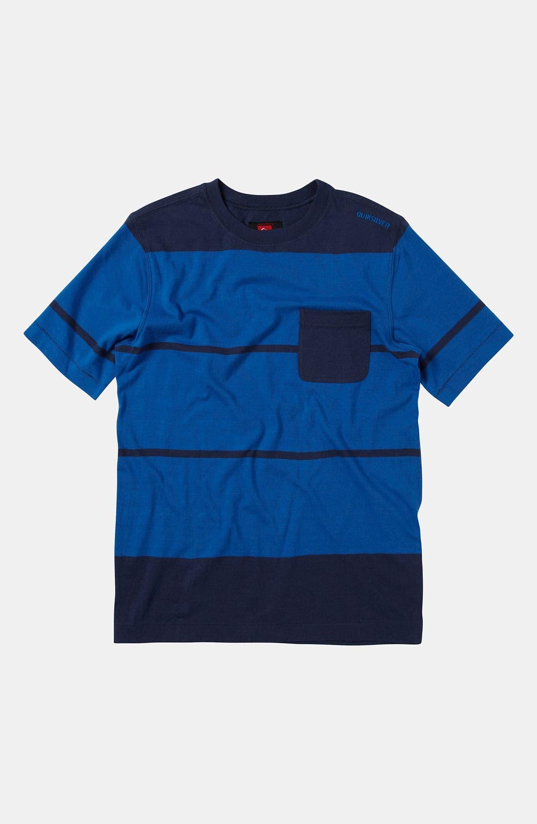 Alternate Image 1 Selected - Quiksilver 'Tenney' T-Shirt (Big Boys)