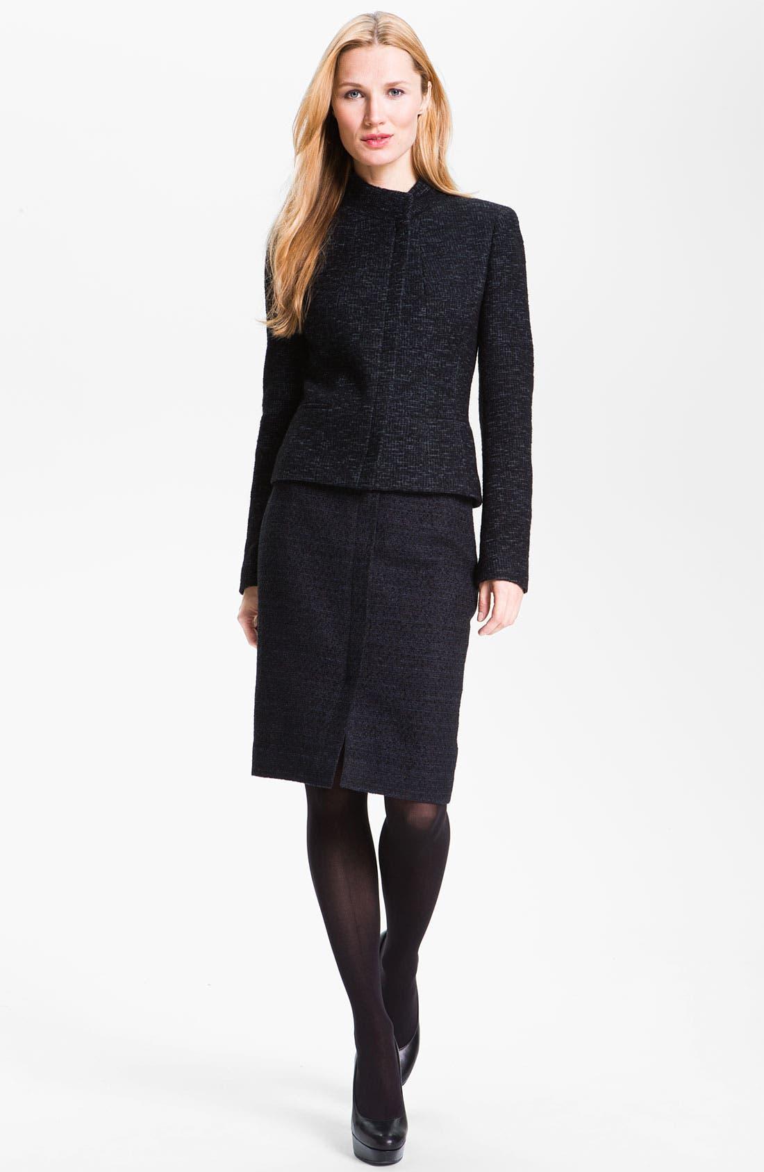 Alternate Image 4  - Classiques Entier® Belted Skirt