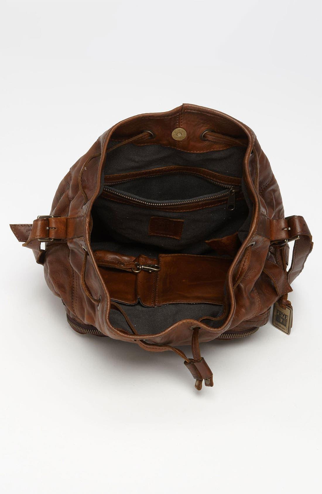 Alternate Image 3  - Frye 'Brooke' Drawstring Shoulder Bag, Medium