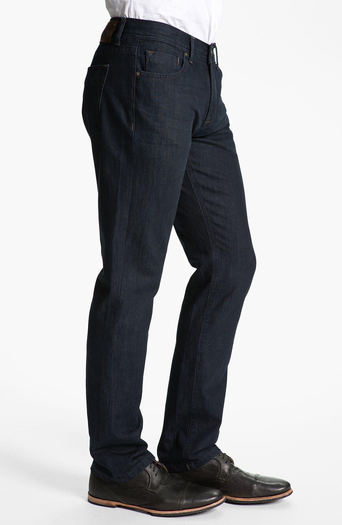 Alternate Image 3  - DL1961 'Vince' Straight Leg Jeans (Diablo)