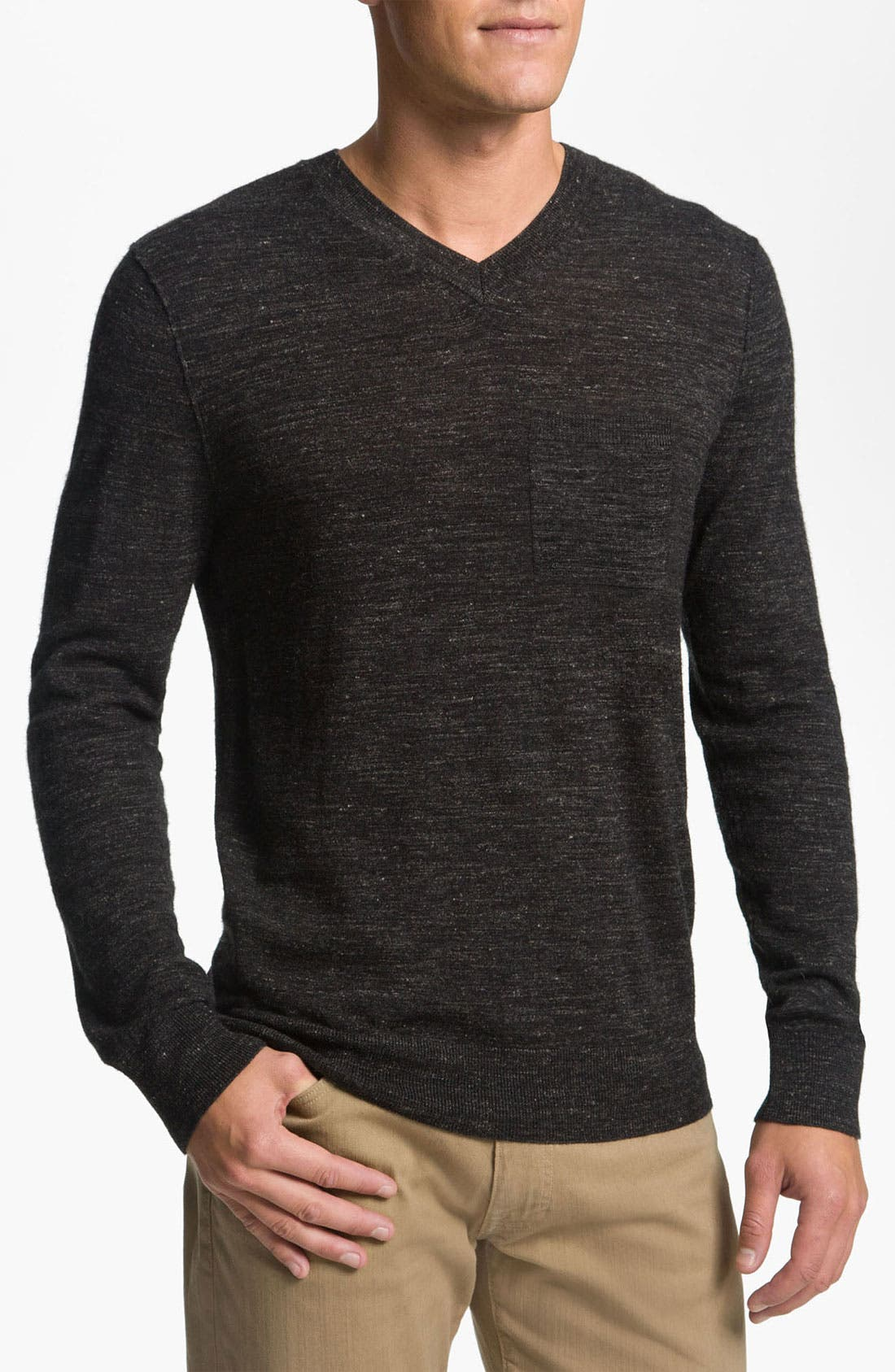 Main Image - Vince V-Neck Sweater