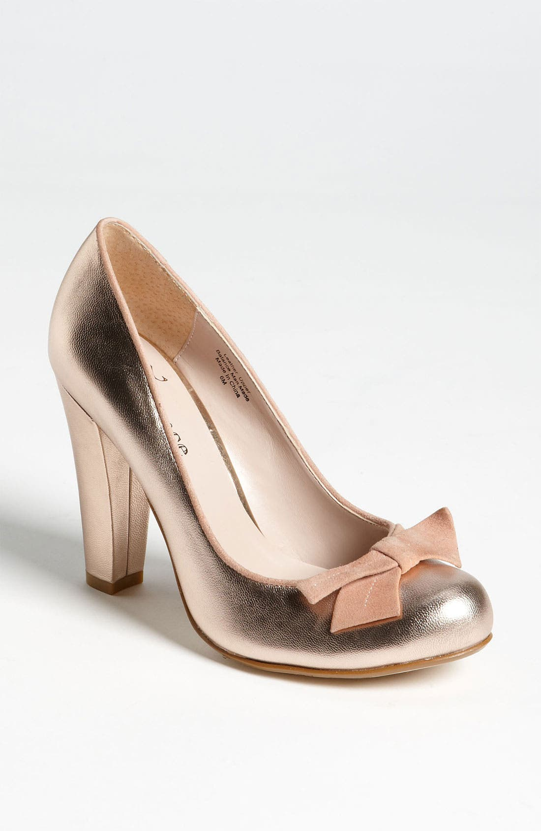 Alternate Image 1 Selected - Flounce 'Precious' Pump