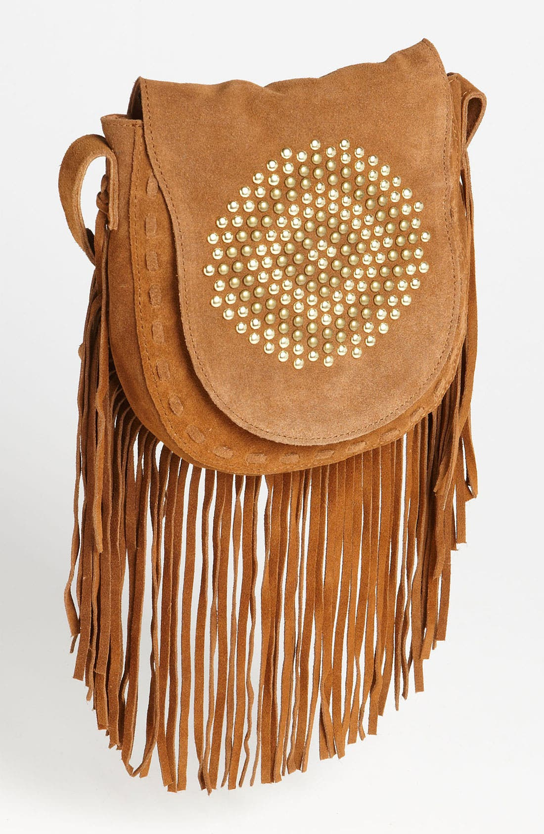 Alternate Image 1 Selected - Steve Madden 'On the Fringe' Crossbody Bag