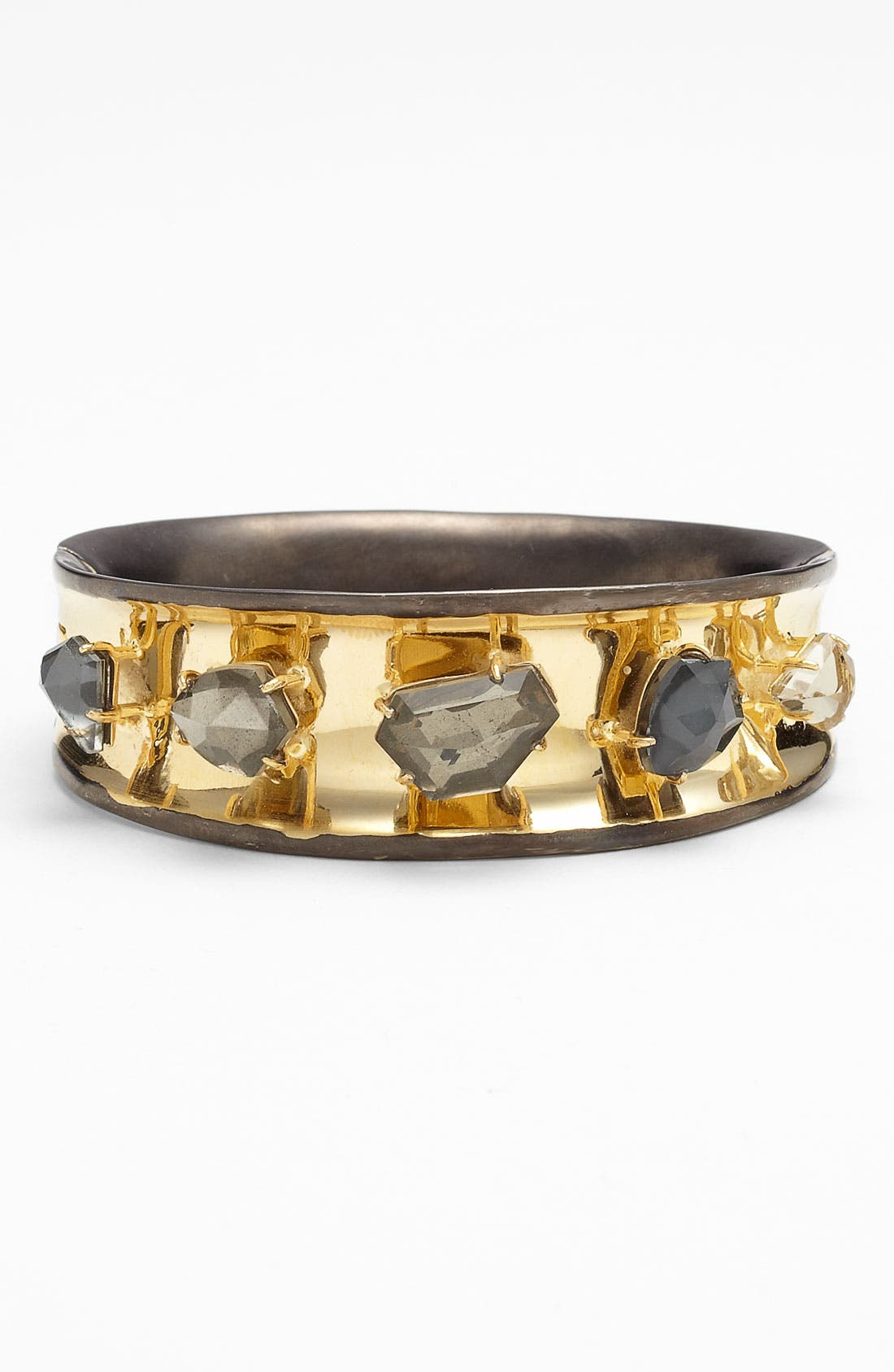 Main Image - Alexis Bittar 'Miss Havisham' Medium Hinged Bracelet