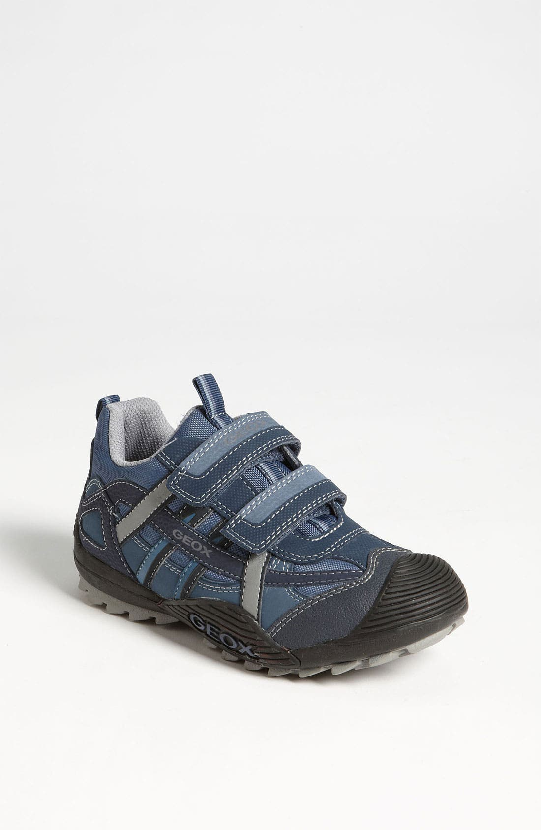 Alternate Image 1 Selected - Geox 'Savage' Sneaker (Walker, Toddler, Little Kid & Big Kid)