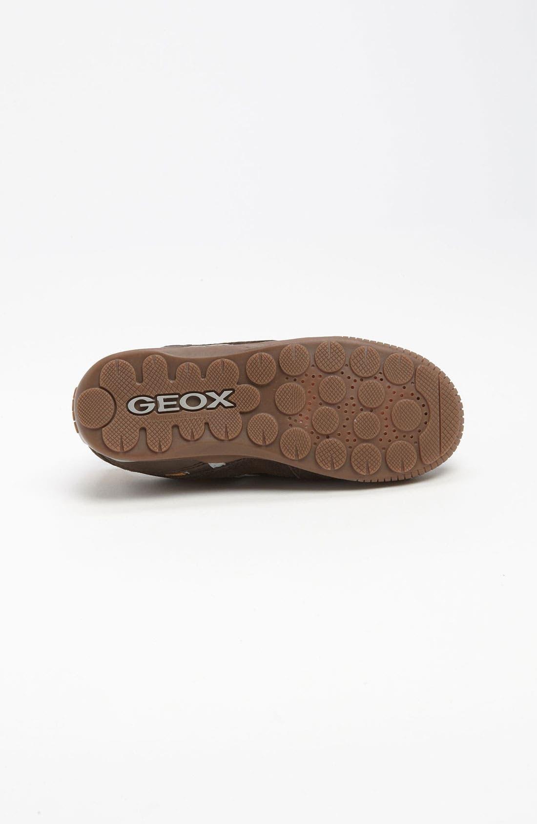 Alternate Image 4  - Geox 'Olimpus' Sneaker (Toddler, Little Kid & Big Kid)