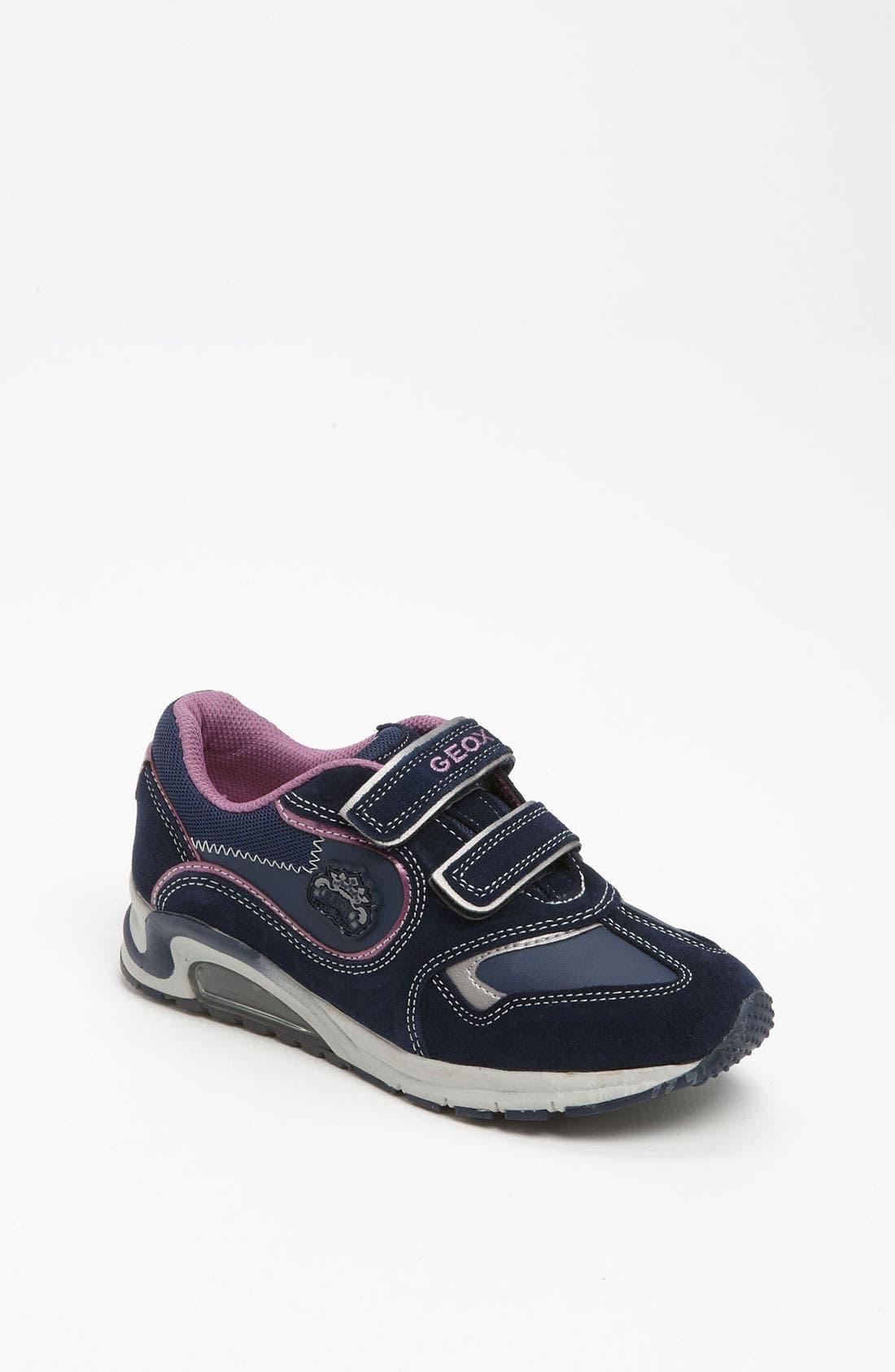 Main Image - Geox 'Shaky' Sneaker (Toddler, Little Kid & Big Kid)