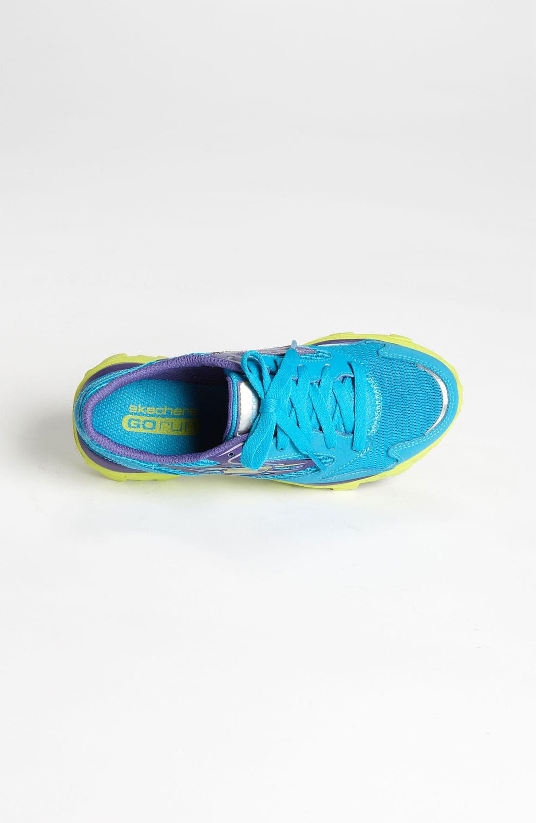 Alternate Image 3  - SKECHERS 'Go Run' Sneaker (Toddler, Little Kid & Big Kid)