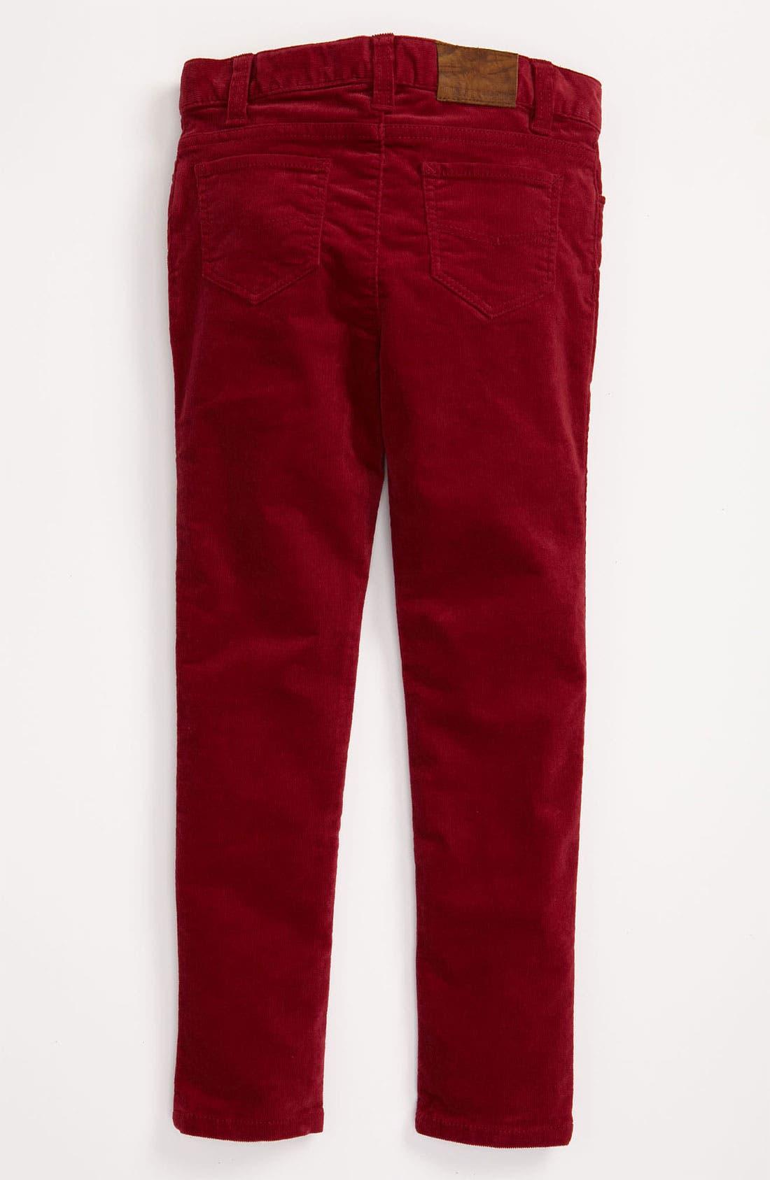 Alternate Image 1 Selected - Tucker + Tate 'Margaret' Corduroy Pants (Little Girls)
