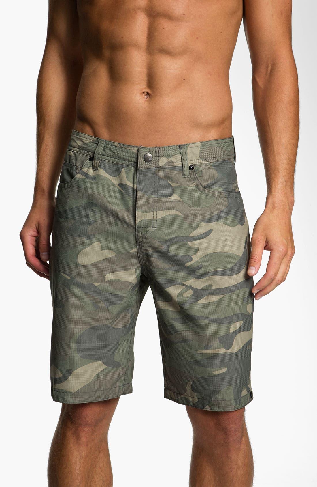 Main Image - Quiksilver 'Kickdrum' Shorts