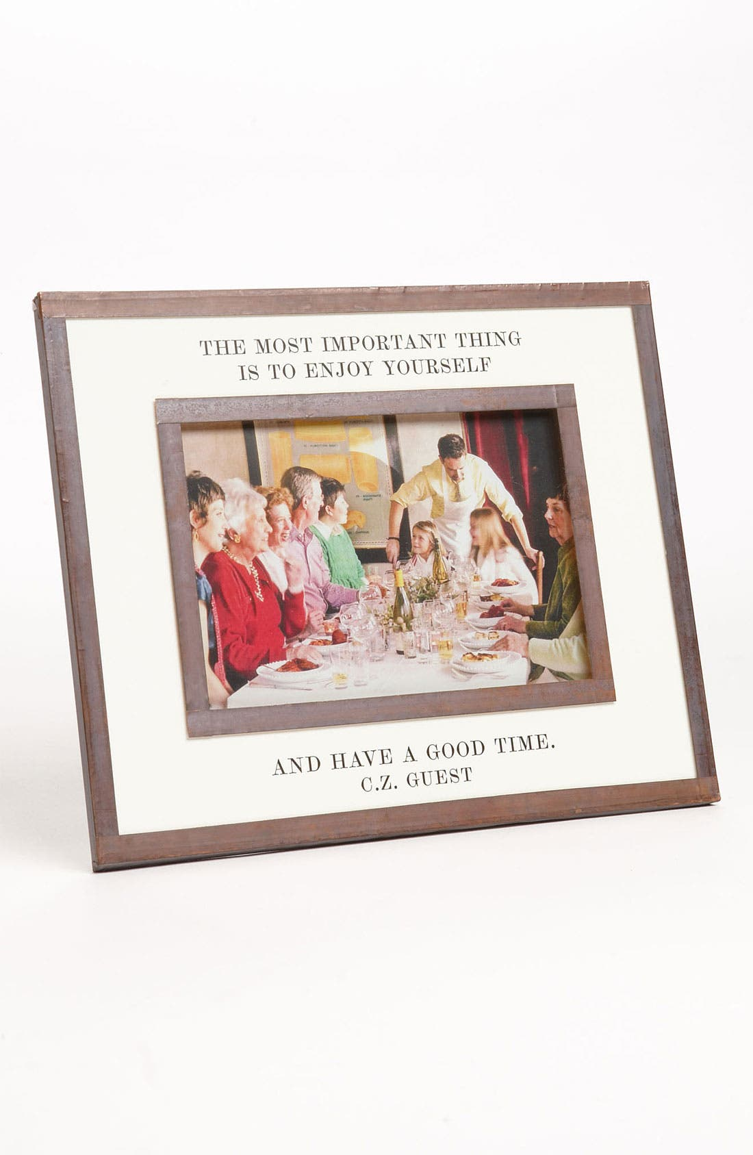 Alternate Image 1 Selected - Ben's Garden 'The Most Important Thing' Picture Frame (4x6)