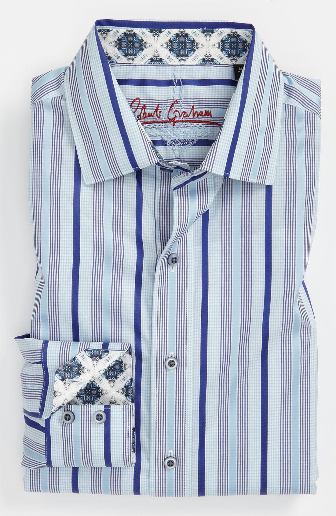Alternate Image 2  - Robert Graham 'Buckingham' Sport Shirt