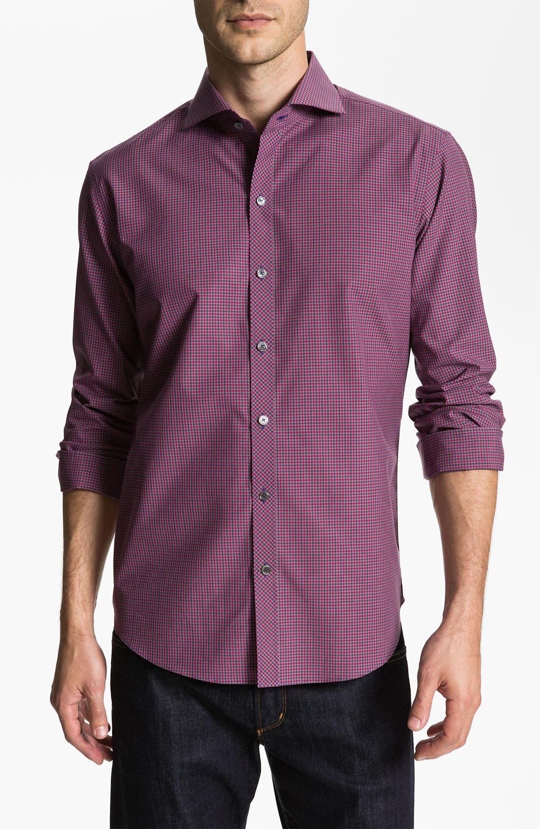 Alternate Image 1 Selected - Zachary Prell 'Voirol' Sport Shirt