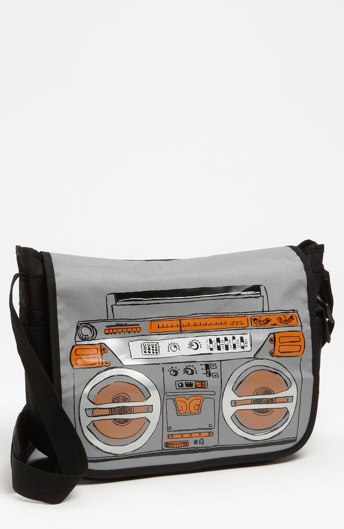 Alternate Image 1 Selected - Hanna Andersson Messenger Bag (Boys)